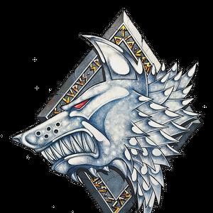Resultado de imagen de space wolves insignia