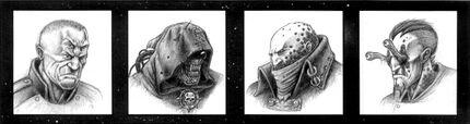 Various Mutants