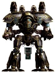 Legio Vulcanum Warlord Titan