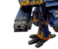 Lucius Pattern Vulcan Mega Gun