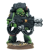 Space Marine Muti-Melta