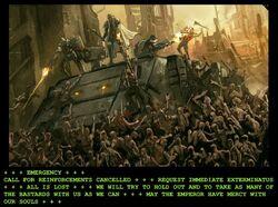 Zombie last stand