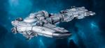 Kass'l (Orca)-class Gunship
