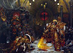 Emperor VS Horus