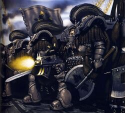 Majolnir Wolf Guard Squad 2