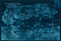 Continents of Ryza