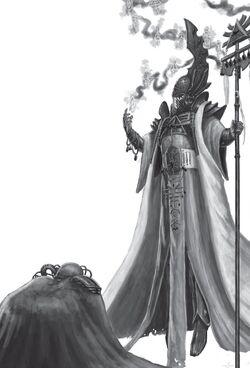 Eldar and human