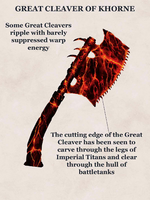 Great Cleaver of Khorne