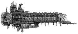 Retribution Class Battleship