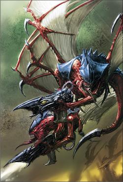 Tyranid Gargoyles