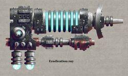 Eradication Ray