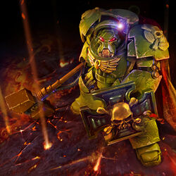 Fireborn Terminator