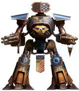 Reaver-class Titan LA