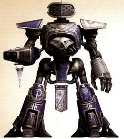 Legio Xestobiax Reaver Titan