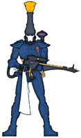 Sable Helm Dire Avenger