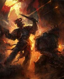 Chapter War by agnidevi