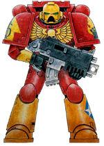 Fire Lord Tact Marine