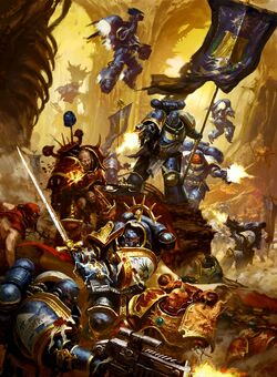 Fulminators vs Chaos