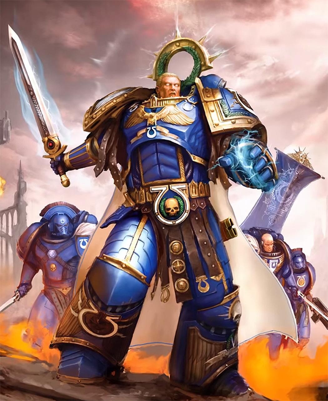 Roboute Guilliman   Warhammer 40k   FANDOM powered by Wikia