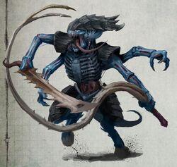 Tyranid Warrior Ouroboros