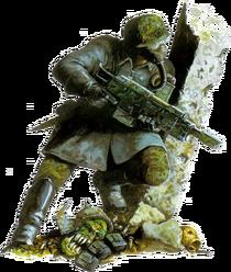 Стальной Легион 3
