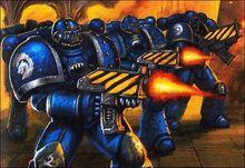 Heresy Era Alpha Legion by James Brady