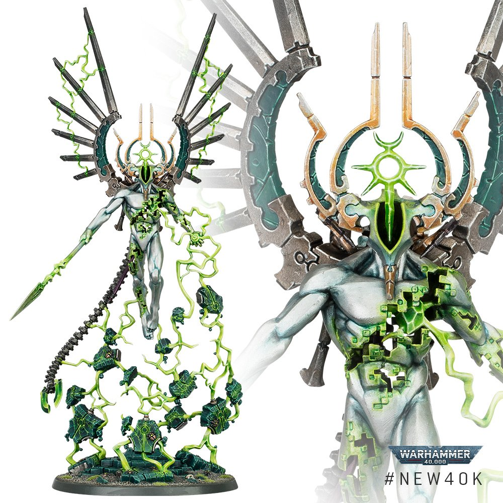 kép:https://vignette.wikia.nocookie.net/warhammer40k/images/4/47/Mag%27ladroth_Void_Dragon_Necron_C%27tan_Shard_9th_Edition_miniature.jpg