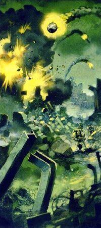 Orbital Bombardment