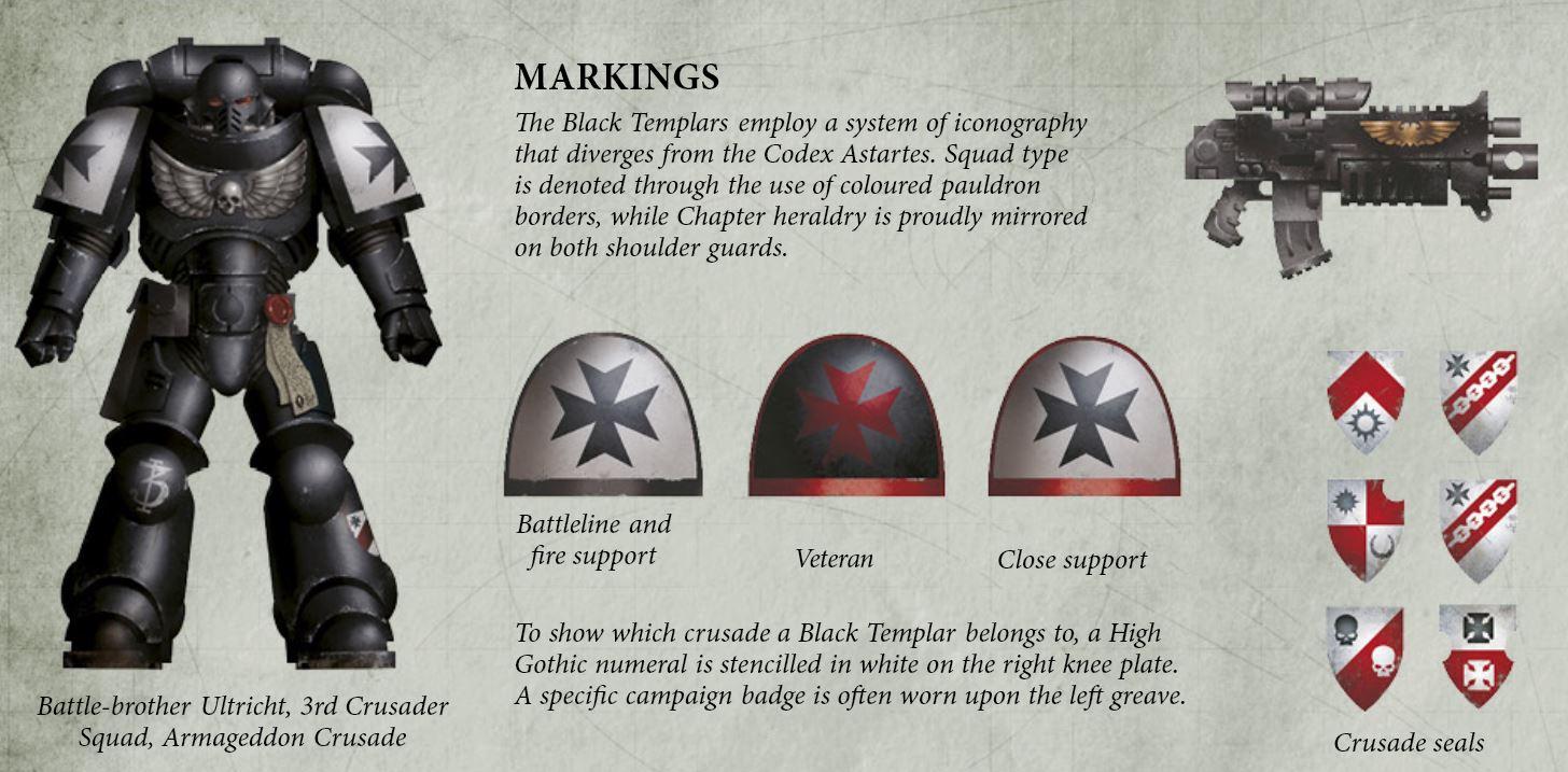 Black Templars Warhammer 40k Fandom