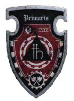 Legio Atarus Warlord Livery Shield 1