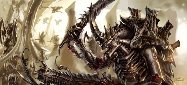 File:Tyranid hive brood by LordHannu.jpg