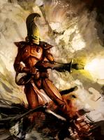 Fire Dragon Warrior