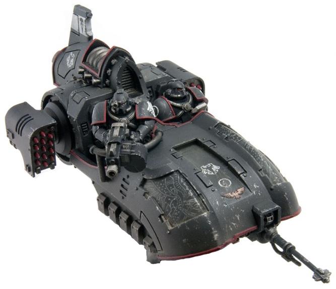 Javelin Attack Speeder | Warhammer 40k | FANDOM powered by Wikia