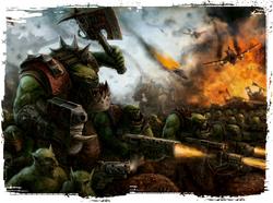 Ork Society war