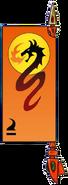 Red Wyrm Banner