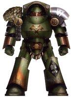 Salamanders Legion Terminator