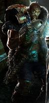 Battle-Brother Severian LW