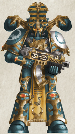 Prism of Fate Heretic Astartes