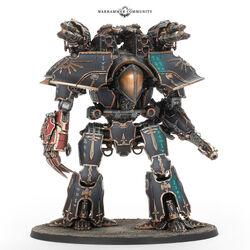 Warlord-Sinister-class Psi-Titan