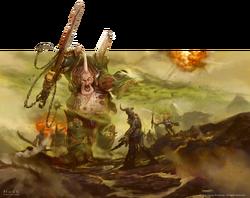 DaemonPrinceNurgle