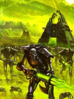 Necron Cover Art