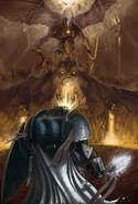 2878728-19407 axe.bloodletter.chaos.daemon.imperium.inquisition.kaldor draigo.khorne.mantle.michael rookard.power sword.shield