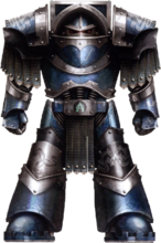 AL Termi Legion Strike Leader