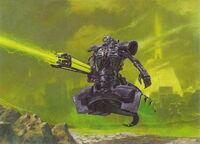 Necron Destroyer 2