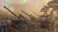 Death Korps Vehicles