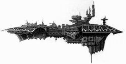 Hellbringer Planetary Assault Ship