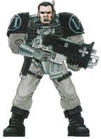 IK Space Marine Scout
