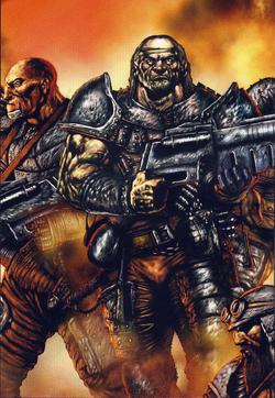 Mixed Regiment Ogryns
