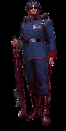 Mordian Guard