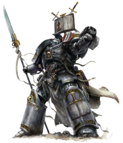 Terminator-Grey Knights